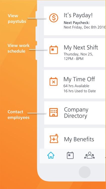 Paycor Mobile screenshot-3