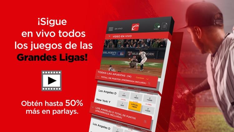 Caliente Deportes screenshot-3