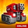 Blocky Cars - 銃撃ゲーム - iPadアプリ