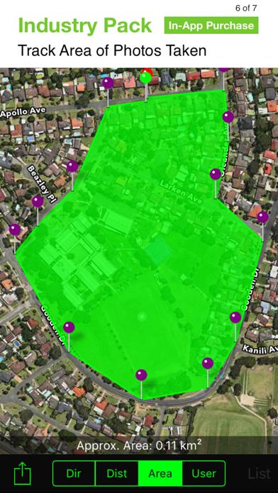 Solocator - GPS Field Cameraのおすすめ画像9