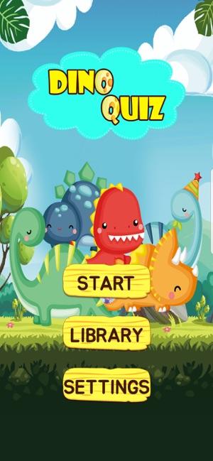 Quiz Dino Im App Store