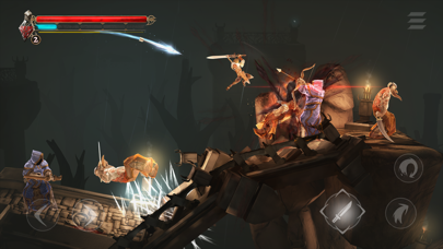 Screenshot from Grimvalor