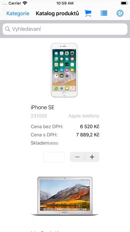 BYZNYS Mobile screenshot-3