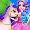 Princess Pony Horse Caring