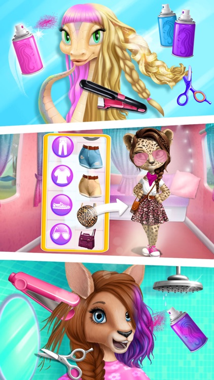 Animal Hair Salon Australia screenshot-4