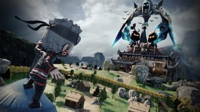Mini Shadow Ninja Assassin RPG screenshot 1