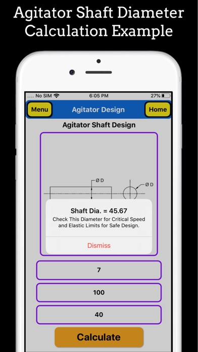 Agitator Design Pro screenshot 6