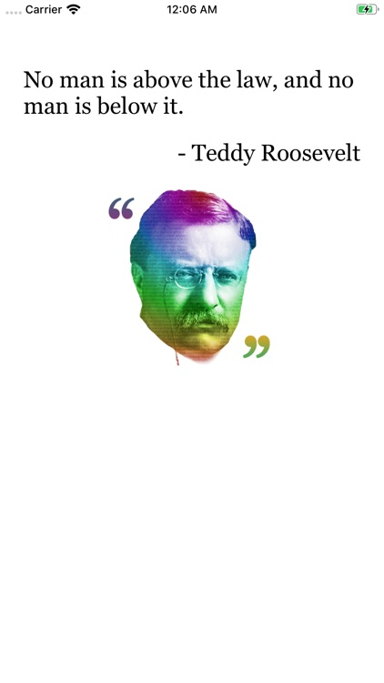 Teddy's Quotes - Wise Words