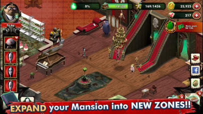 Addams Family Mystery Mansion screenshot 4