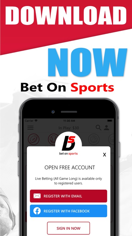 Bet On Sports screenshot-5