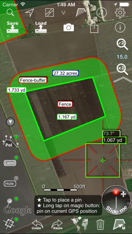 Agro Measure Map Pro screenshot-0