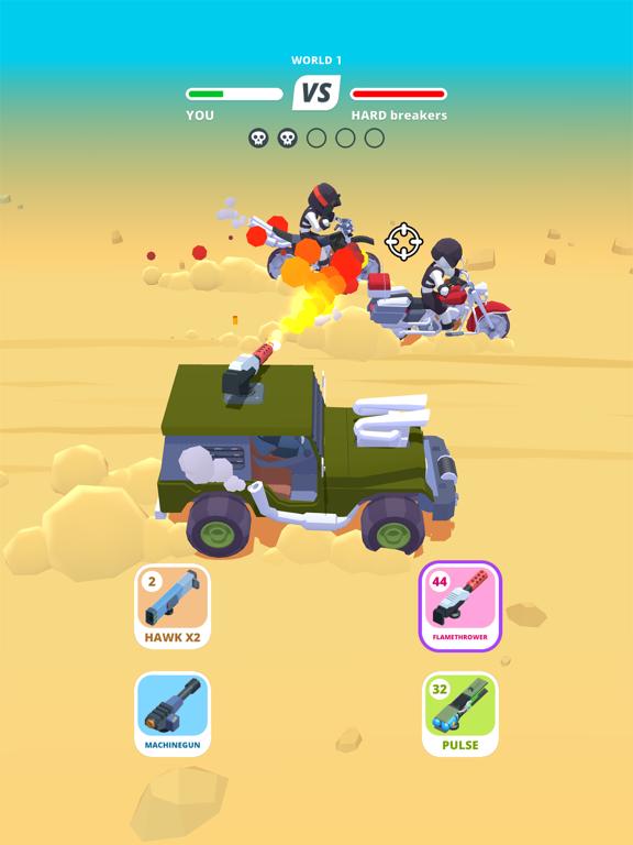 Desert Riders screenshot 10