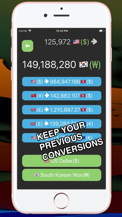 Calculator and unit conversion screenshot-3