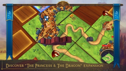 Carcassonne – Tiles & Tactics screenshot 9