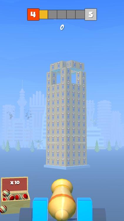 Hit & Knock : Destroy Tower screenshot-9