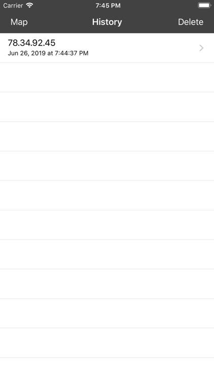 IP Locator – Address Finder screenshot-3