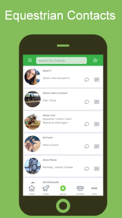 The Equestrian App screenshot-5