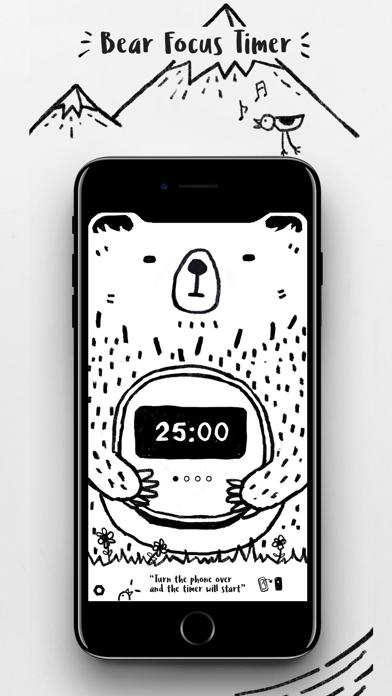 BFT - Bear Focus Timer screenshot1