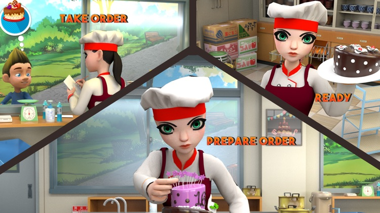 My Cafe : Cooking Fever Tycoon screenshot-4