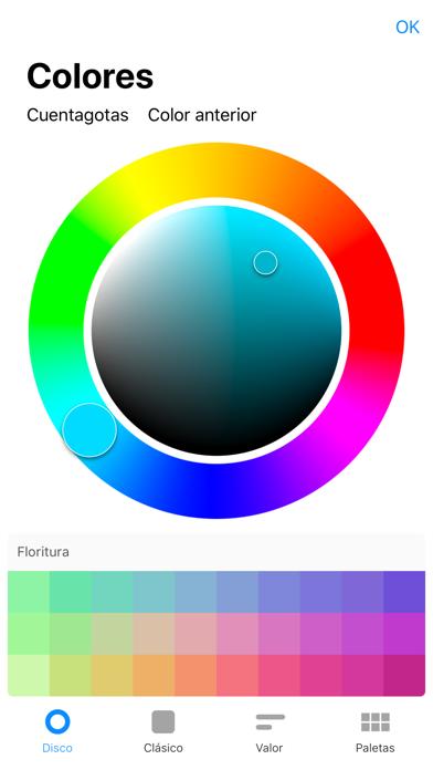 Screenshot for Procreate Pocket in Spain App Store