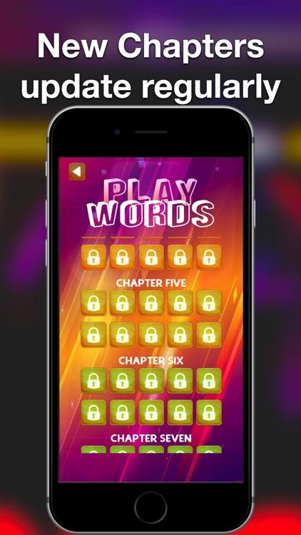 Word Play: Fun Crossword Games screenshot-4