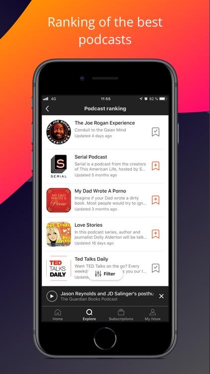 Podcast & Radio - iVoox screenshot-4
