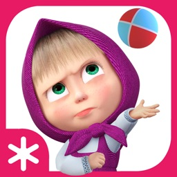 Masha and the Bear: Ball game