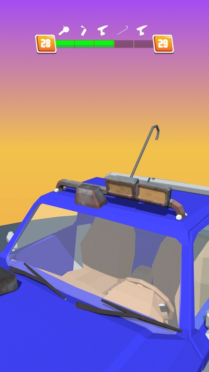 Car Restoration 3D screenshot-3
