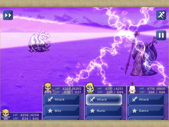 FINAL FANTASY VI Screenshots