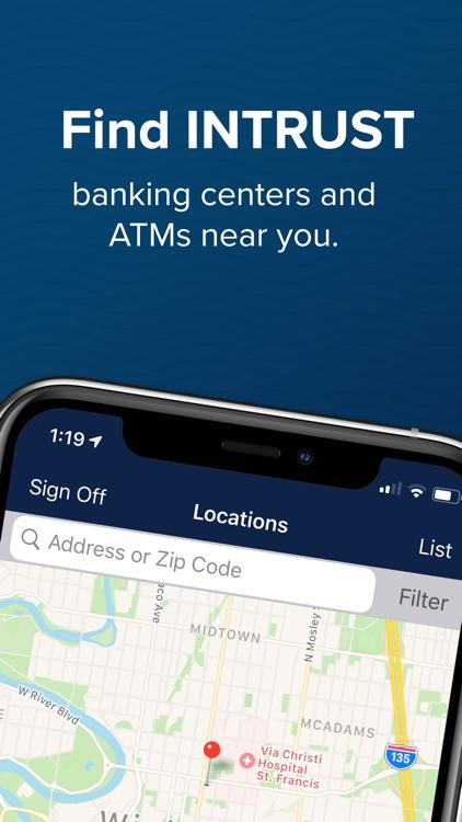 INTRUST Mobile Banking screenshot-6