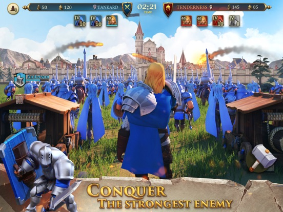 Legend: Rising Empire screenshot 9