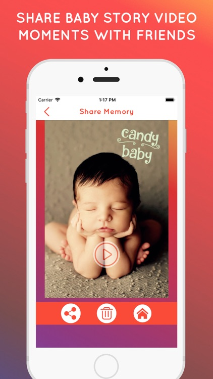 Baby Story Photo Video Maker screenshot-6