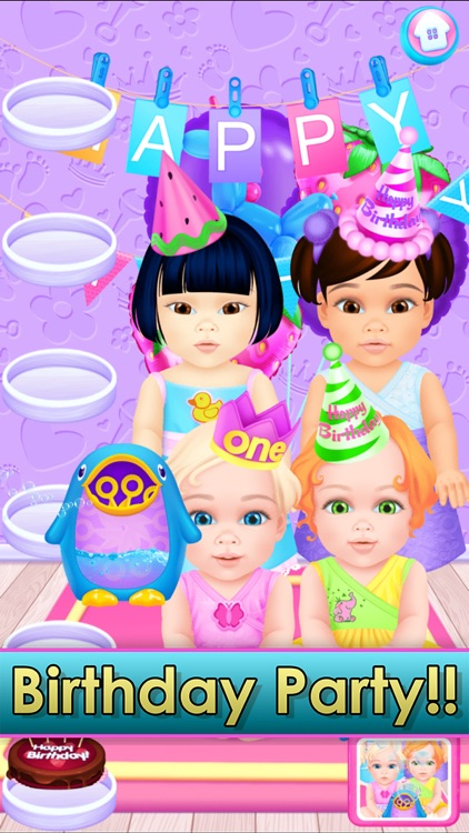 Baby & Family Simulator screenshot-9