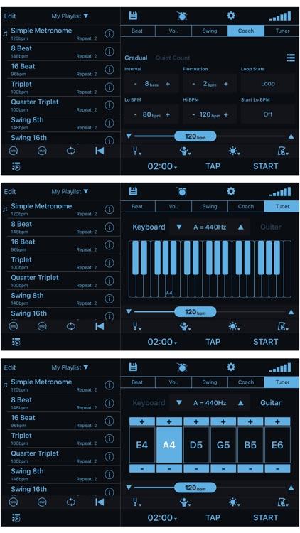 Dr.Betotte Metronome screenshot-6