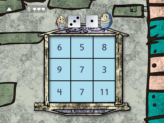 Matemagisk REGNE Screenshot