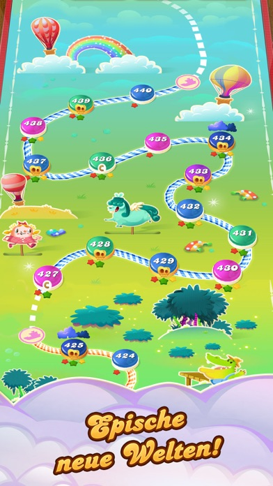 Screenshot for Candy Crush Saga in Germany App Store