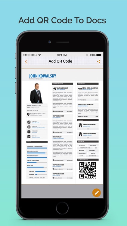 Scan, eSign & Fill Documents screenshot-4