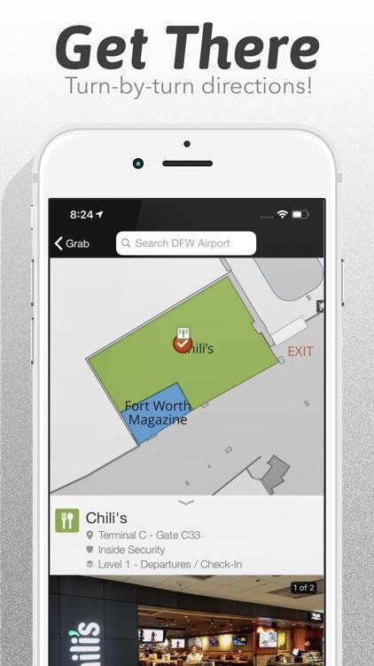 Grab: Order Airport Food screenshot-4