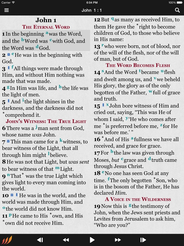 Bible - The Word of Promise® on the App Store