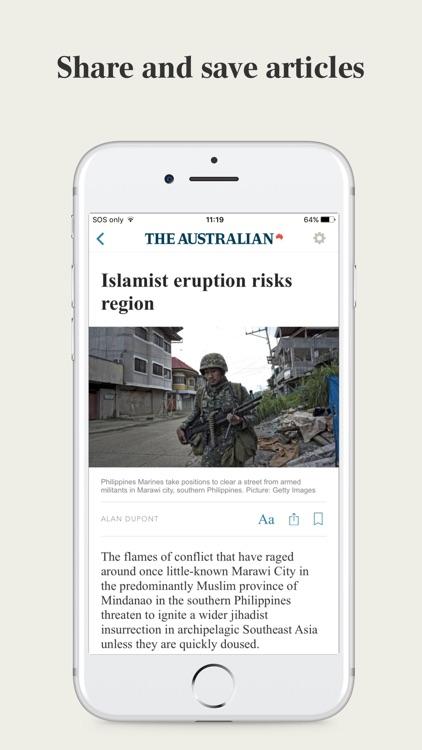 The Australian screenshot-5