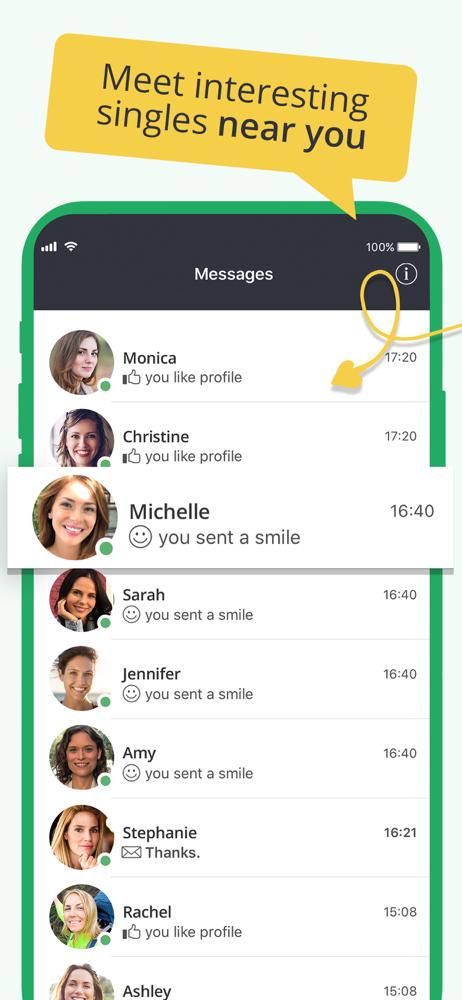 Serieuze dating app