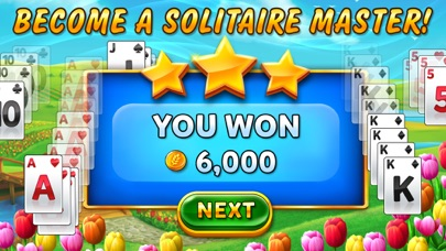 Solitaire - Grand Harvest app image