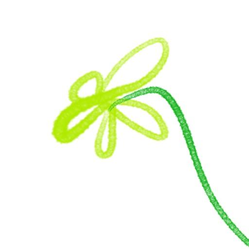 꽃같은 그대에게, 꽃캘리