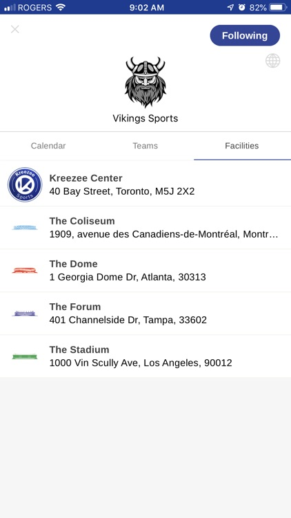 Kreezee Sports App screenshot-4