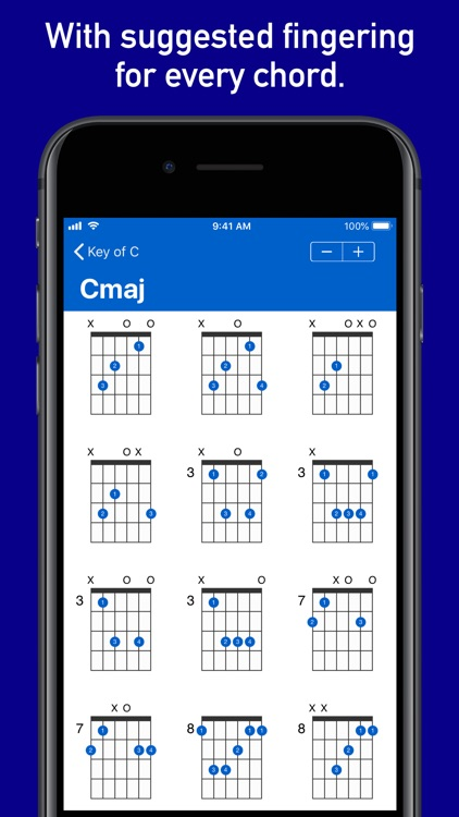GtrLib Chords Pro screenshot-1