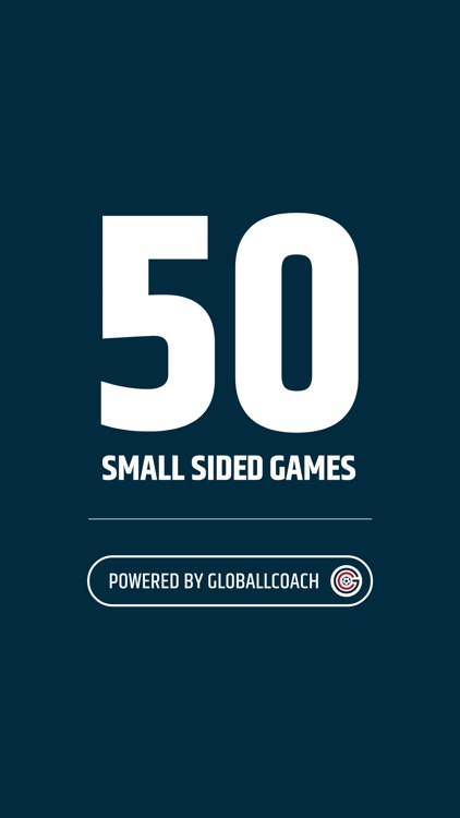 50 Small Sided Games