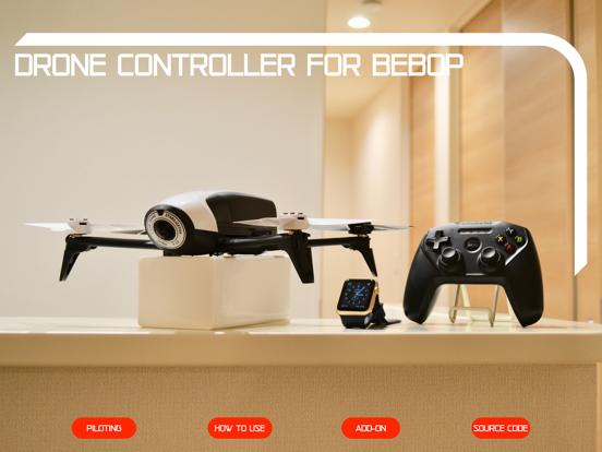 Drone Controller for Bebop screenshot 10