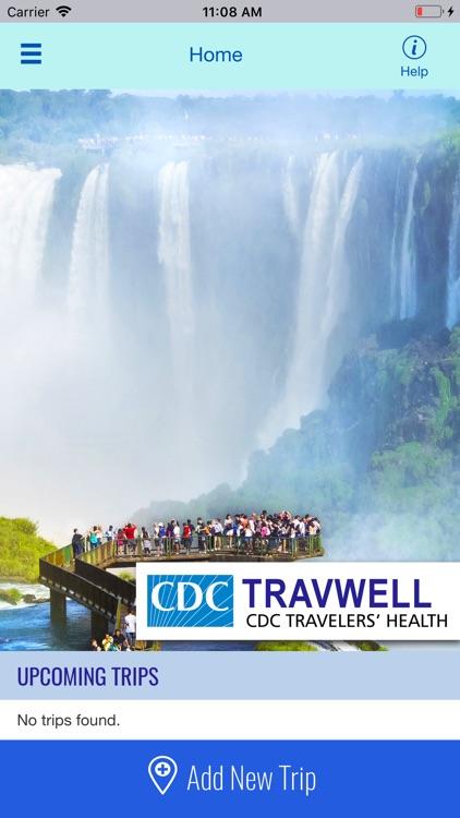 CDC TravWell