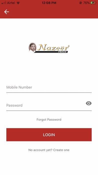 Nazeer Fresh screenshot 3