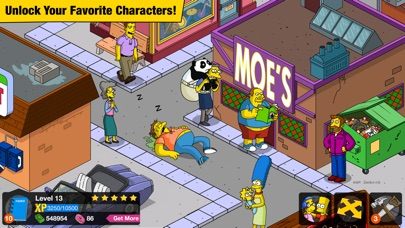 Download The Simpsons™: Tapped Out for Pc